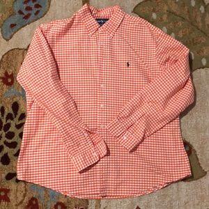Ralph Lauren Polo Men's button down shirt